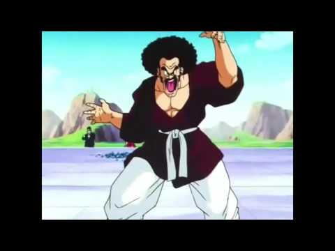 Mr.Satan vs Cell | To Be Continued (Dragon Ball Z)