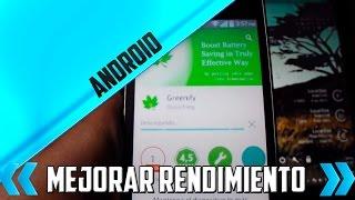 MEJORAR Rendimiento CUALQUIER ANDROID  (Jamas Lento) Android ¡SOLUCION!/ ROOT/