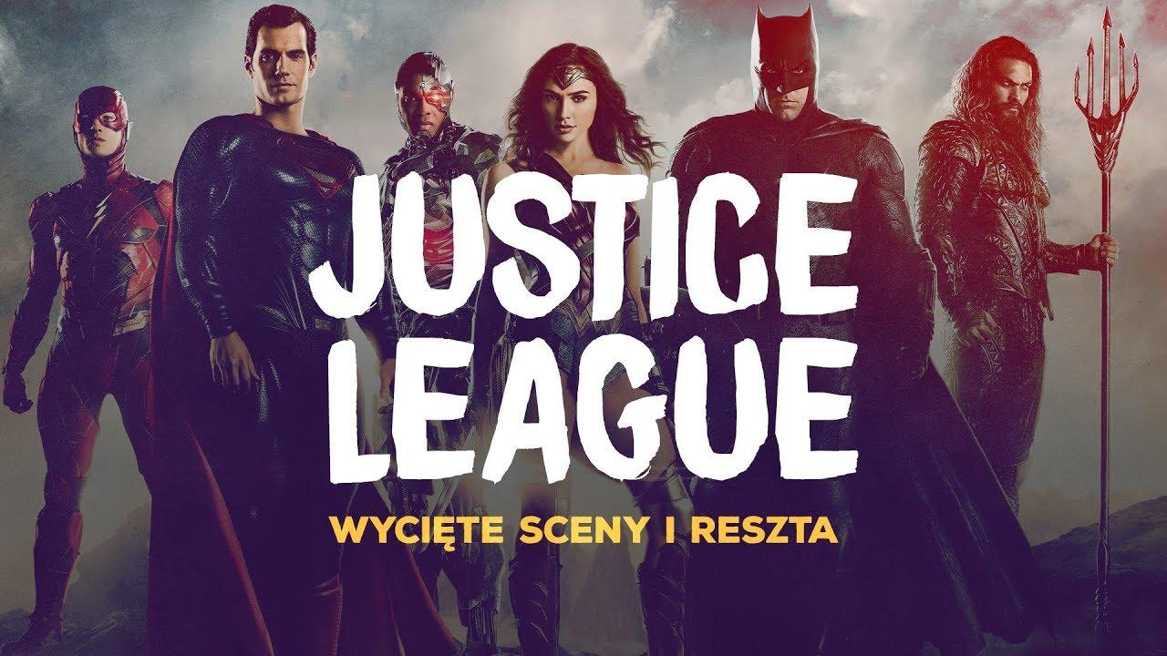 Porozmawiajmy jeszcze o Justice League… (spoilerowo)