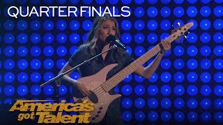 "We Three: Family Band Performs Powerful Original ""So They Say"" - America's Got Talent 2018"