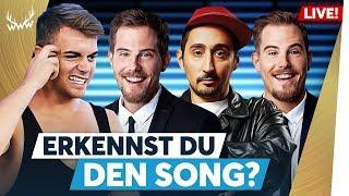 Erkennst DU den Song? | LIVE (mit Eko Fresh & Simon Will)