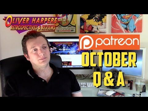 October's Monthly Patreon Q&A