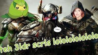 ELDR SCRLS Live Stream