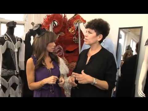 LX TV's Halloween 2011 Interview of Creative Costume Company's Susan Handler