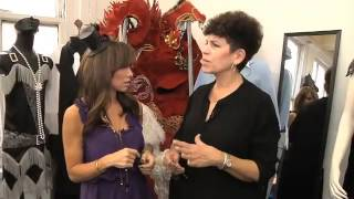LX TV's Halloween 2011 Interview of Creative Costume Company's Susan Handler