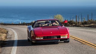 From Neptune's Net to Big Sur in a Testarossa: Highway 1 stories - Davide Cironi (SUBS)