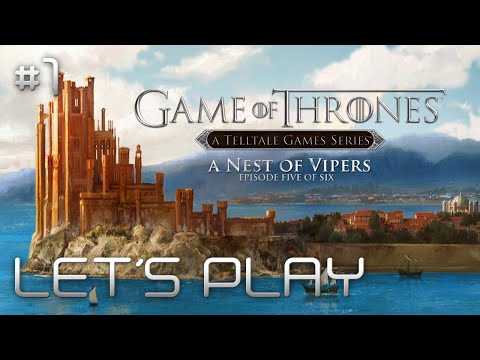 #5.1 Game Of Thrones : A Nest of Vipers - Créatures glaciales | LET'S PLAY FR