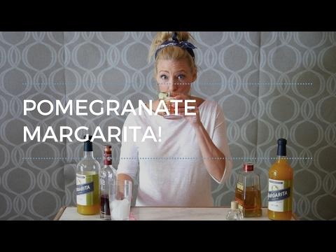 Pomegranate Margarita!