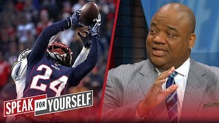 Jason Whitlock likes Bill Belichick's defense over Andy Reid's offense | NFL | SPEAK FOR YOURSELF