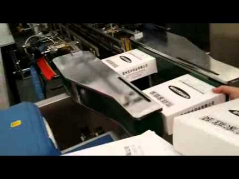 Small Box Packing Machine