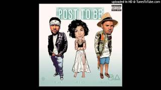 Omarion - Post To Be [Clean] ft. Chris Brown & Jhene Aiko
