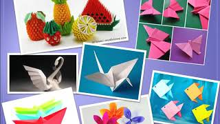 """ДГ """"Пламъче"""" - Група 3, Тема """"Оригами"""", Конструиране и технологии"""