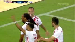 Ολυμπιακός - ΑΕΚ: 2-0