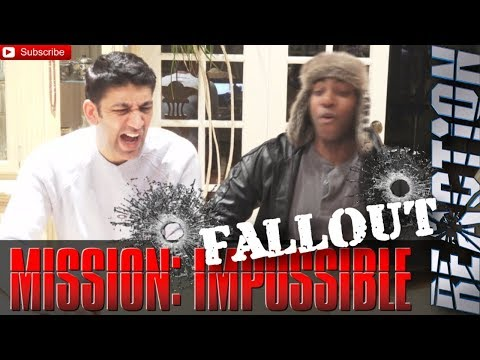 Mission: Impossible - Fallout (2018) - Official Trailer REACTION!