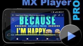 MX Player   лучший плеер для просмотра ваших фильмов  СКАЧАТЬ ДЛЯ ANDROID