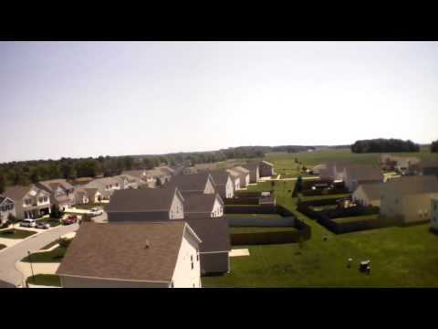 Neighborhood drone