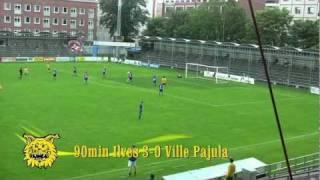Ilves-JäPS 3-0 (1-0) Kakkonen B-lohko 28.8.2011 Tammela Tampere