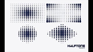 Corel Draw x7 Tutorial | Make Vector Halftone with Best Result  by takevektor