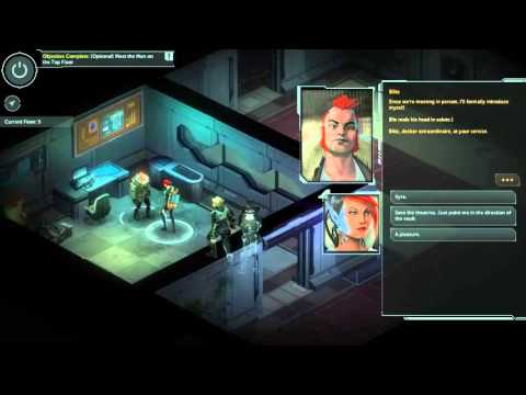 Let's Inflict Shadowrun: Dragonfall On Ourselves - Part 6 - Scrubbing Out Hard