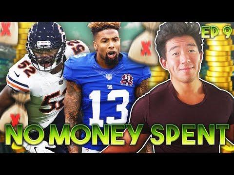 ODELL BECKHAM JR & KHALIL MACK! NO MONEY SPENT EP.9! Madden 19 Ultimate Teams