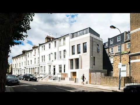 Marvelous Liddicoat U0026 Goldhill Designs Brick And Concrete Tailored House To End Of  Victorian Terrace In London