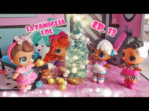 Gli addobbi di Natale in casa LOL 🎄🎅 [La famiglia LOL 🏡 Ep. 13]