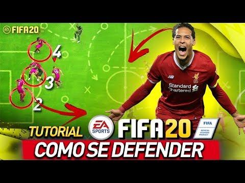 FIFA 20 TUTORIAL 3 DICAS COMO SE DEFENDER - EVITE TOMAR GOLS (PS4 E XBOX ONE)
