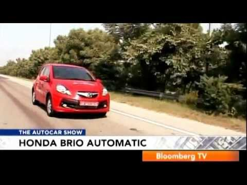 Honda Brio Automatic review by Autocar India