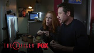 Scully & Mulder Research A Building | Season 11 Ep. 2 | THE X-FILES