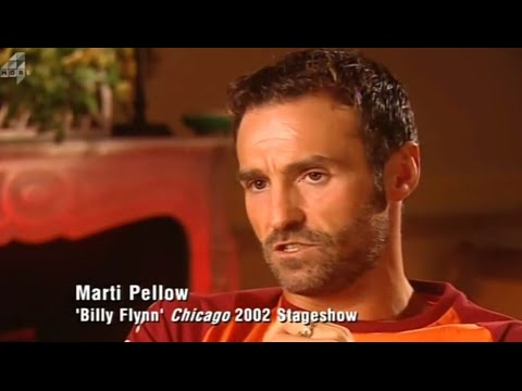 Marti Pellow, etc. - Comments on Chicago, Guys and Dolls, etc. - The 100 Greatest Musicals (2003)