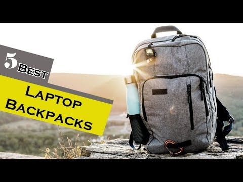 Top 5 Best Laptop Backpacks in 2020 (Buying Guide)
