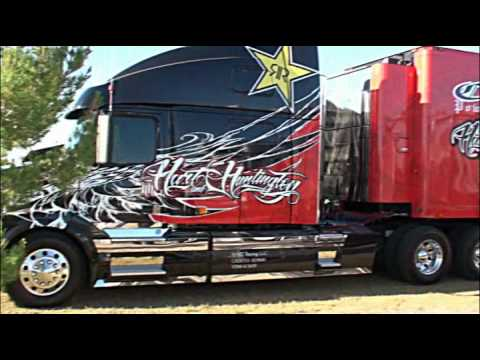 stallone robin zander over the top camion americain doovi. Black Bedroom Furniture Sets. Home Design Ideas