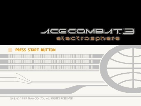 PSX Longplay [252] Ace Combat 3: Electrosphere