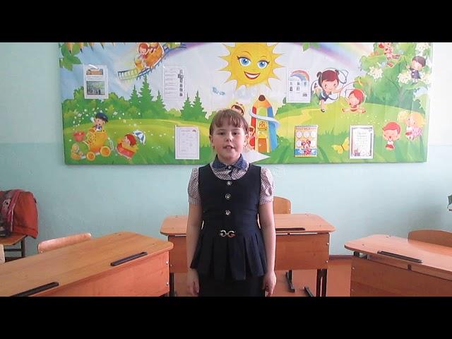 Изображение предпросмотра прочтения – КсенияПурчельянова читает произведение «Сельская песня» А.Н.Плещеева