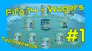 Sam Plays! FIFA 14 PC - 10k Wager [TechNewbs]