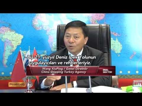 Reel Sektör Programı China Shipping Turkey Agency