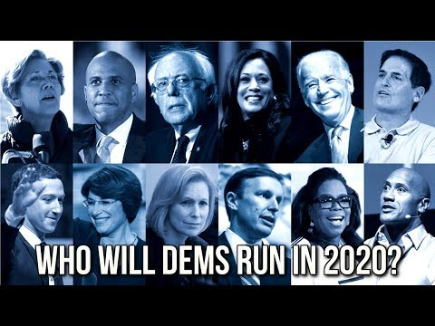Who Are The Democrats Expected To Run In 2020 Election?