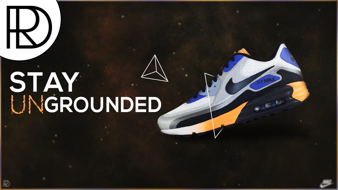 b285ecb290 Nike Air Max Lunar | Advertisement | Speed Art - YouTube