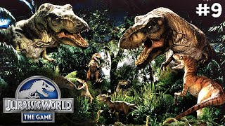 Jurassic World. Прохождение #9 (Gameplay iOS/Android)