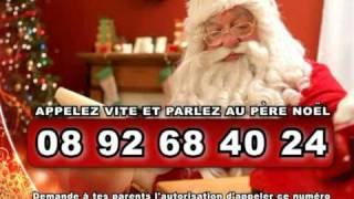 PERE NOEL . voix off christophe caysac -