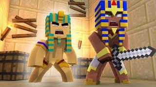 Minecraft: DEUS DO EGITO OBSCURO! - GENESIS Epi. 10 ‹ Koow ›