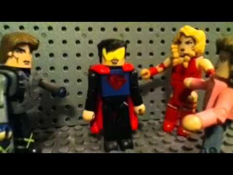 Reign of the supermen ep 4 the eradicator superman Lego min
