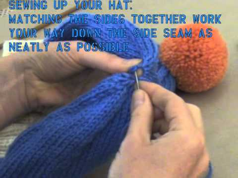 'Craft Revolution' Bobble Hat Tutorial