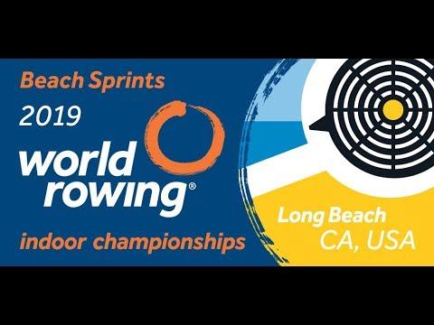 2019 World Rowing Indoor Championships - Long Beach, Los Angeles, USA