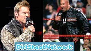 Chris Jericho Talks Real Life Fight With Goldberg (Funny)