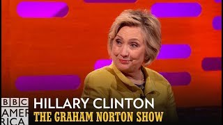 connectYoutube - Hillary Clinton Claps Back at Donald Trump Only When Necessary - The Graham Norton Show
