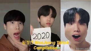 원정맨 WonJeong Tiktok Compilation