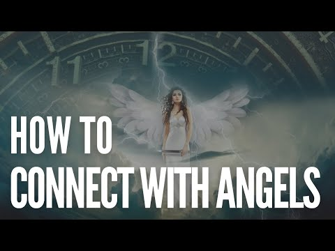 How to Communicate with Angels - Natalia Kuna - Psychic Medium