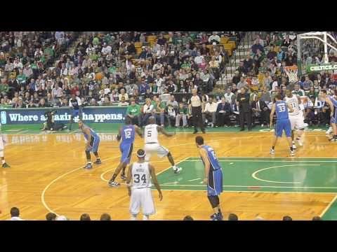 Boston Celtics vs Orlando Magic Feb 6, 2011