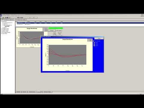 SKF Baker AWA-IV data reporting overview